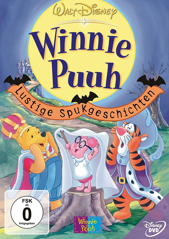 Winnie Puuh: Lustige Spukgeschichten