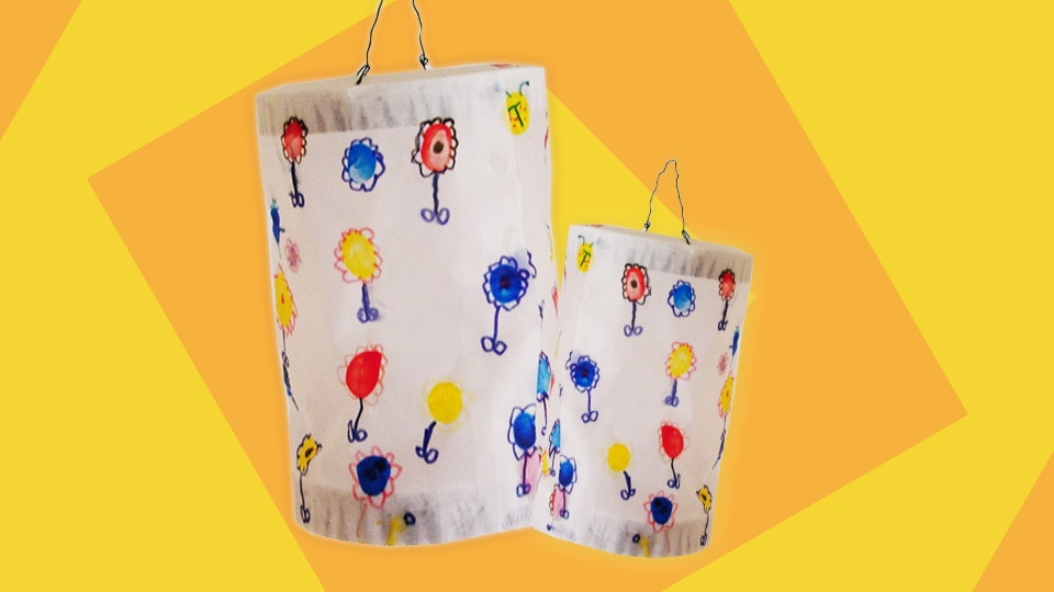 Laternen Basteln 3 Süße Ideen Für Dein Kind Netmomsde