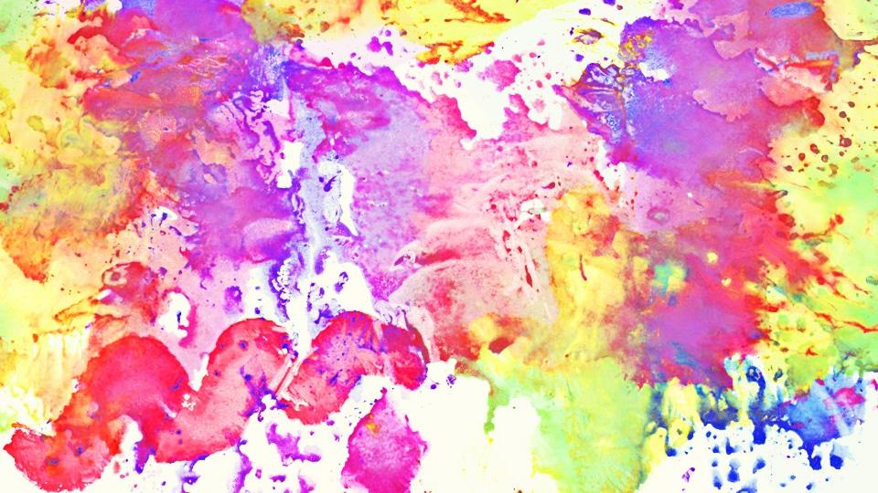 Farbabdruck Basteln Mit Kindern Ab 3 Jahren Netmomsde