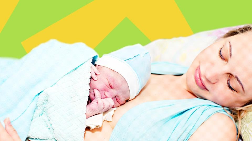 Stechen Muttermund Geburt Anzeichen