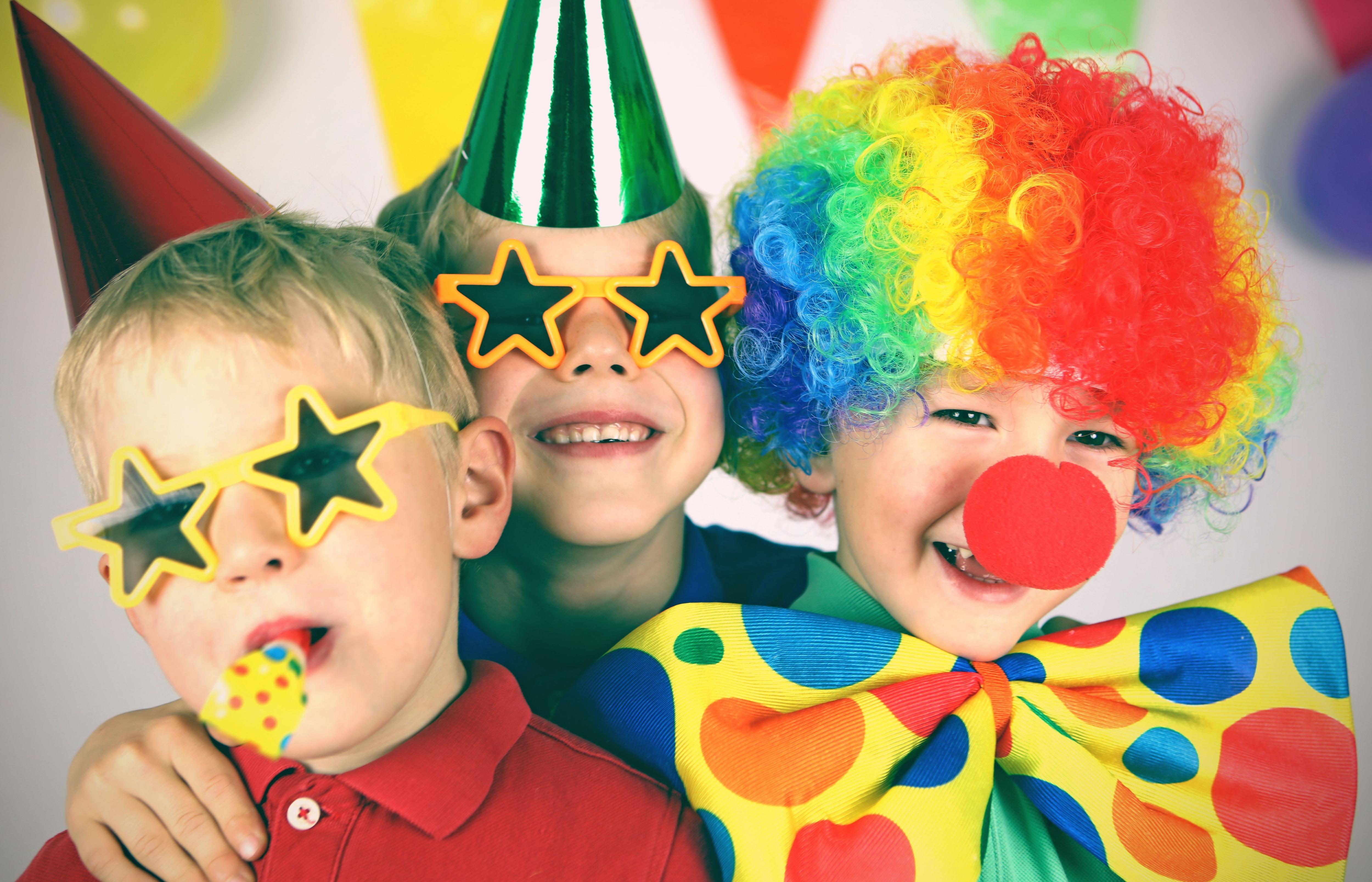 Das passende Kostüm für Kinder zum Karneval