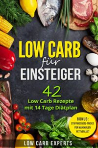 Buch Low Carb