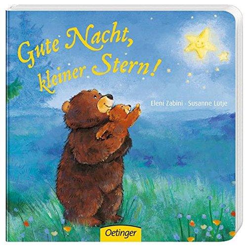 """Gutenachtgeschichten Buchempfehlung """"Gute Nacht, kleiner Stern!"""" über Amazon."""