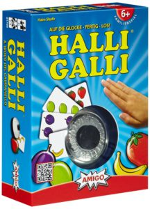 "Kinderspiel mit Namen ""Halli Galli""."
