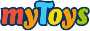 "Das Logo des Anbieters ""My Toys""."