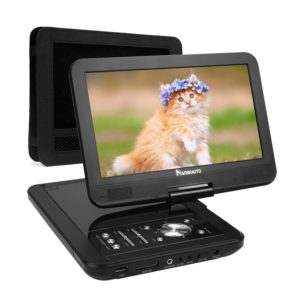 Tragbar DVD Player