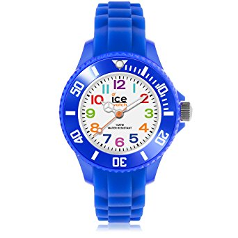 ICE-Watch 1660 Kinder-Armbanduhr in blau.