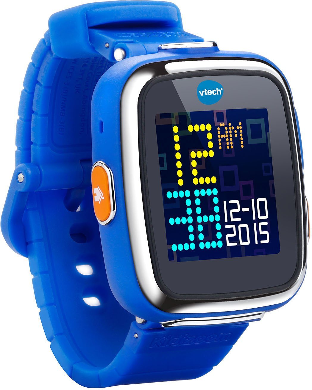 VTech chronometer in blau.