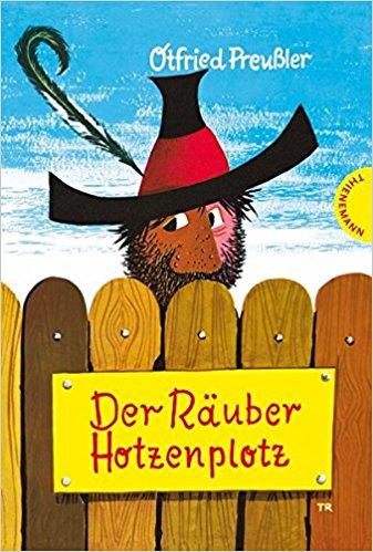 """Buchcover """"Der Räuber Hotzenplotz"""" von Otfried Preußler"""