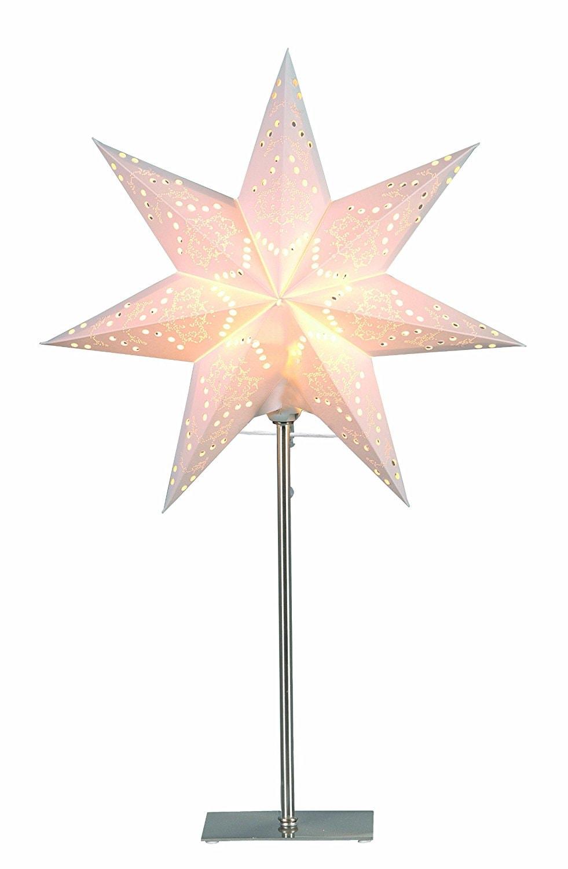 Stehleuchte Stern