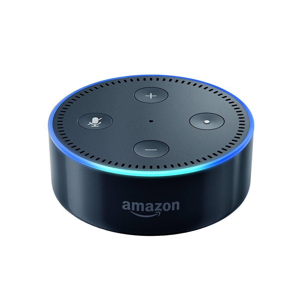 Der Amazon Echo Dot (2. Generation)