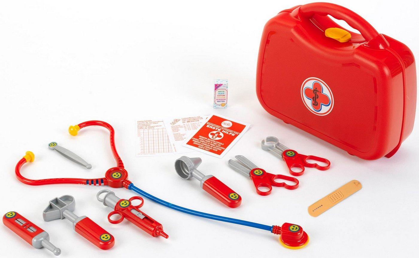 Mit diesem Arztkoffer von Theo Klein ist Dein Kind sehr gut ausgestattet.