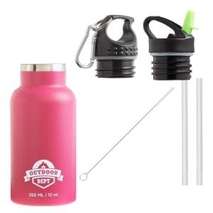 Trinkflaschen für Kinder sollten komplett frei von Schadstoffen, wie beispielsweise BPA, sein.