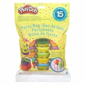 Play-Doh-Knete in handlichen Portionsgrößen.
