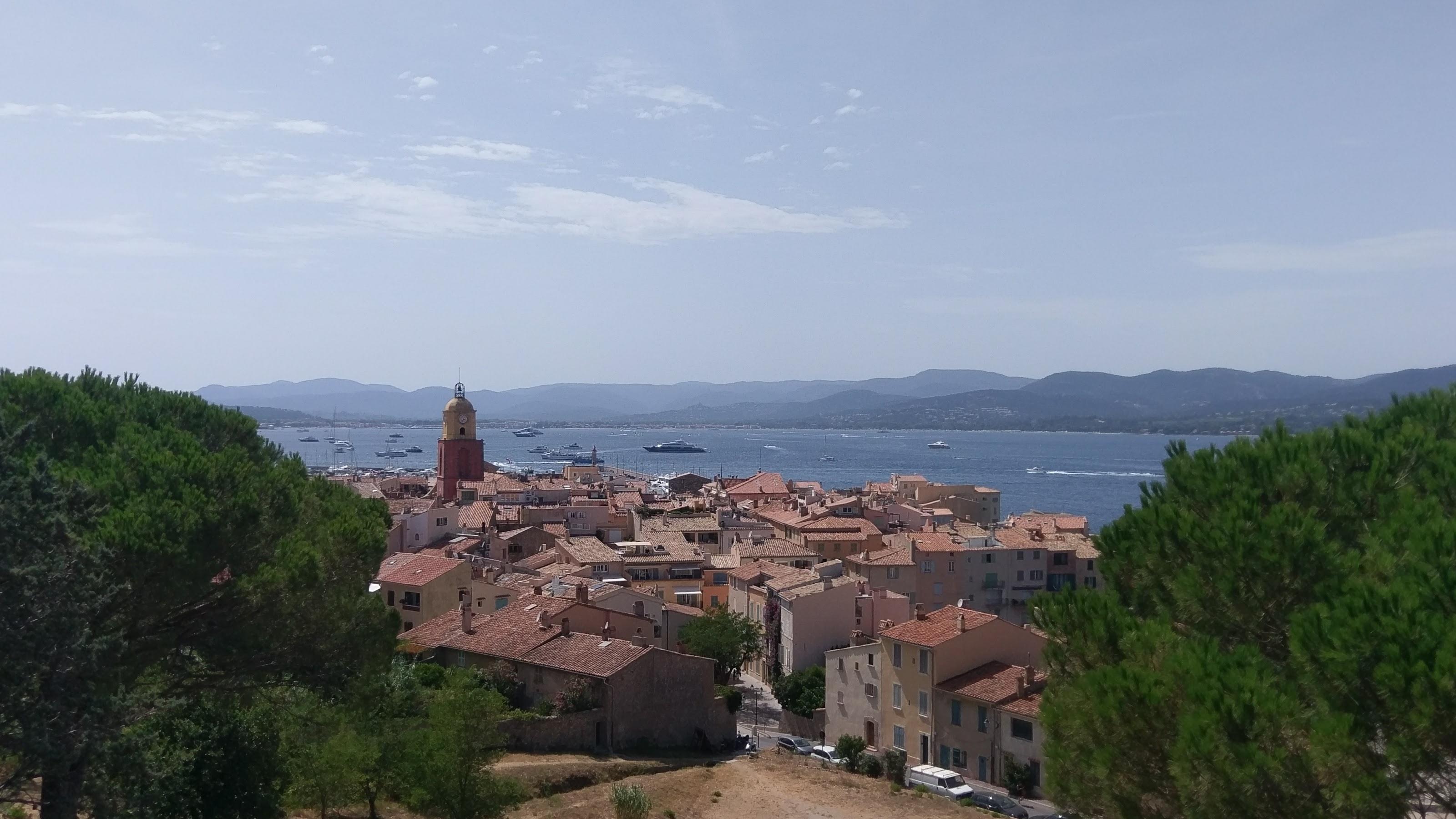 Saint-Tropez gilt als Promi-Hochburg: Jedes Jahr verbringen Stars ihren Sommerurlaub hier