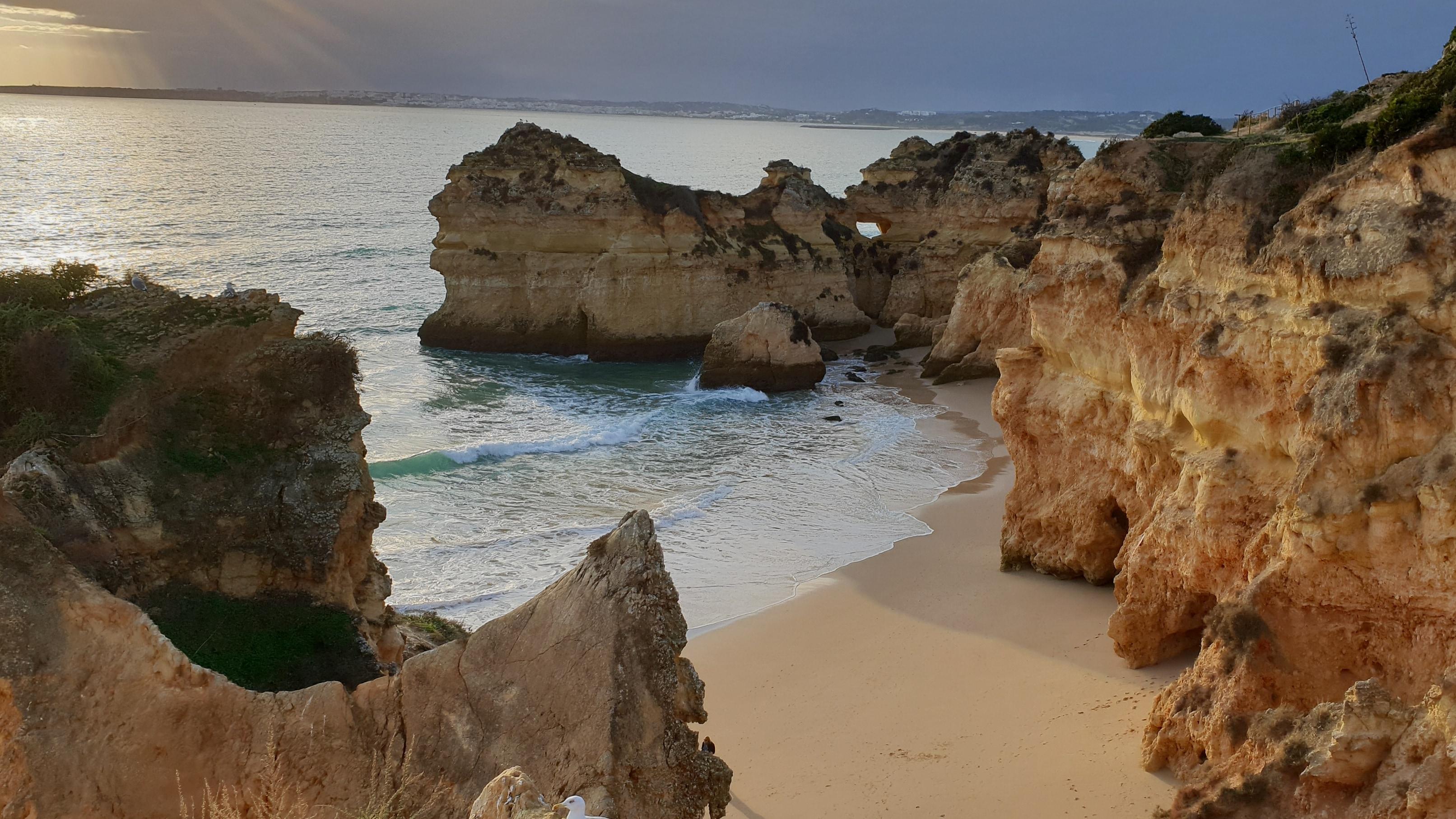 Die Strände der Algarve zählen zu den schönsten Europas.