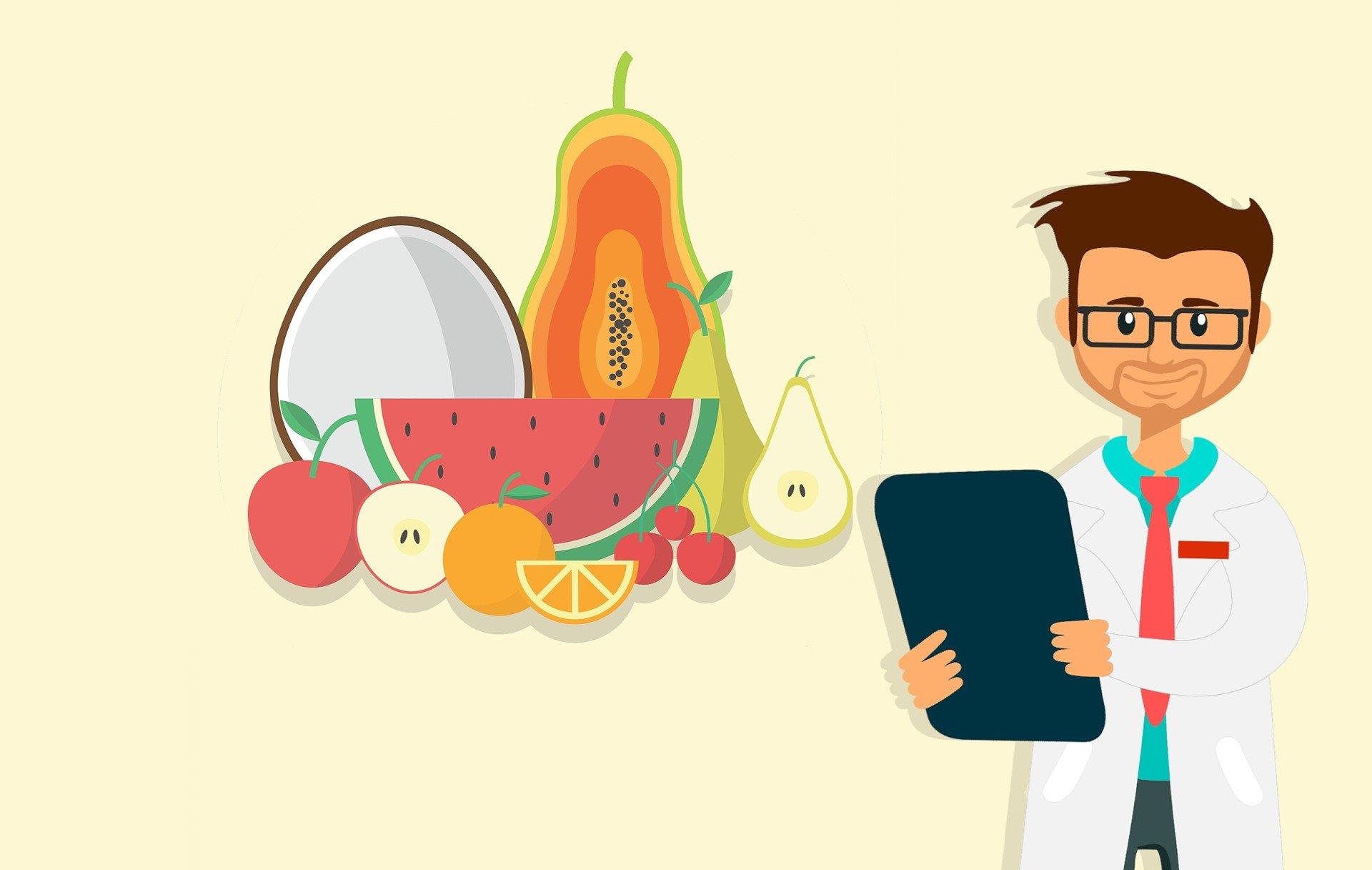 Eine professionelle Ernährungsberatung ist für viele Menschen wichtig.