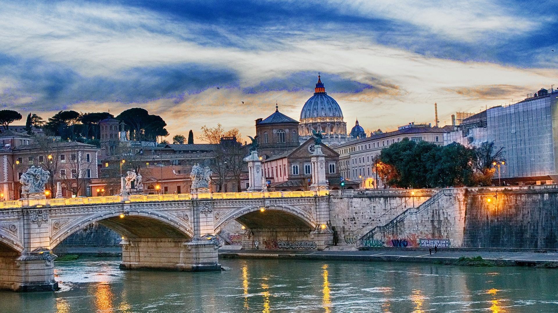 Rom - der perfekte Städtetrip in den Osterferien.