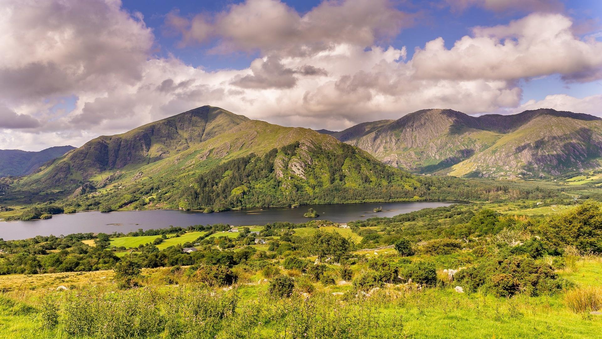 Familienurlaub in Irland: Viel zu entdecken - wie hier in Kerry.