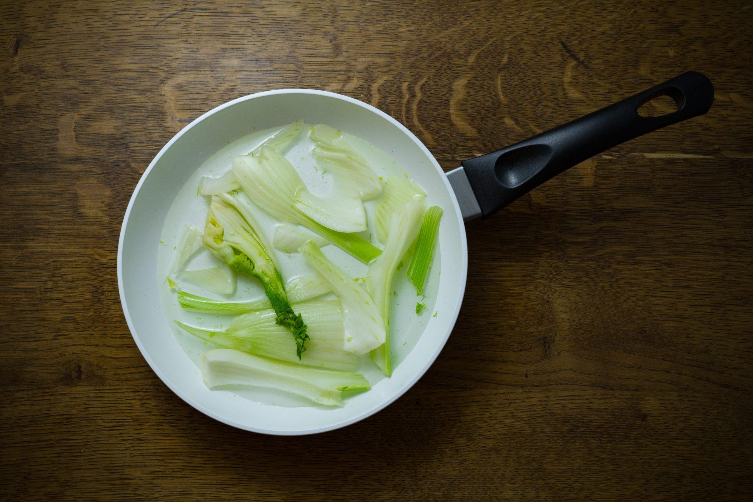 Fenchel ist eine vielseitige Knolle, die zu vielen Gerichten passt.