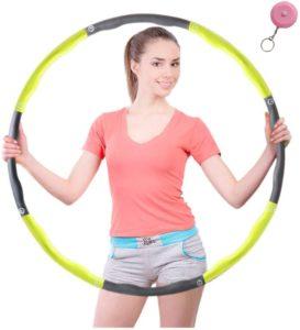 Hier siehst Du ein Foto des Hula Hoop Reifens von hkbtch
